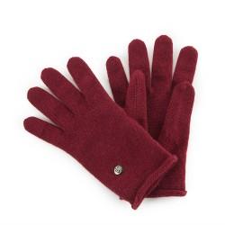 Gloves Paule - Burgundy