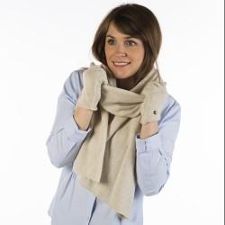 Woman Gloves Paule - Sand