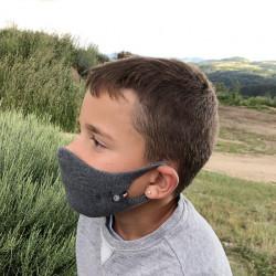Masque Enfant Hippocrate Acier