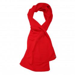 Organic Scarf Jasmin - Red
