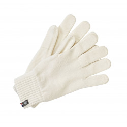 Organic Gloves Jasmin - Off White