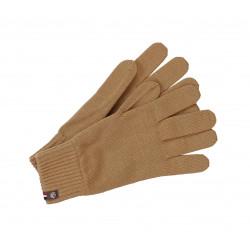 Organic Gloves Jasmin - Camel