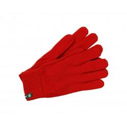 Organic Gloves Jasmin - Red