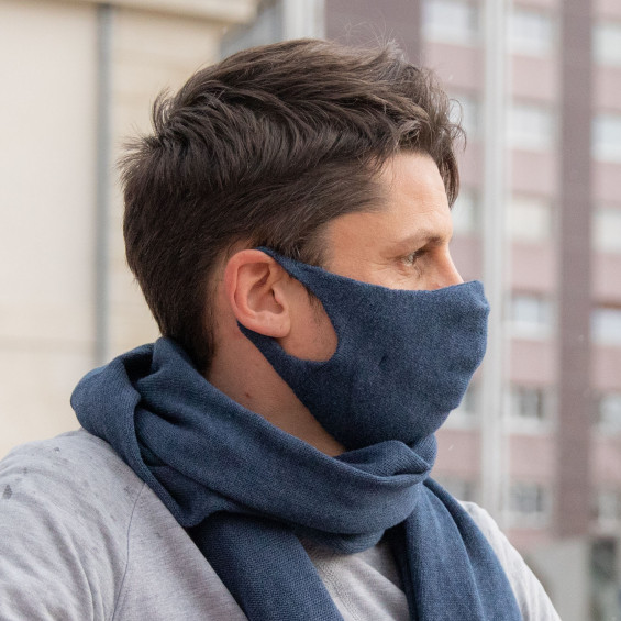 Masque Homme Hippocrate Jeans