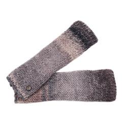 Fingerless Gloves Rafael - Grey/Beige