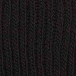 Écharpe Colombe Noir