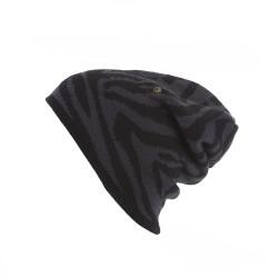 Bonnet Albane réglisse noir