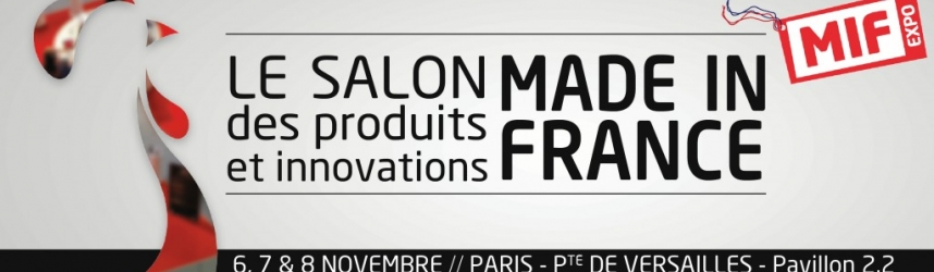 Maison Bonnefoy au salon Made In France !